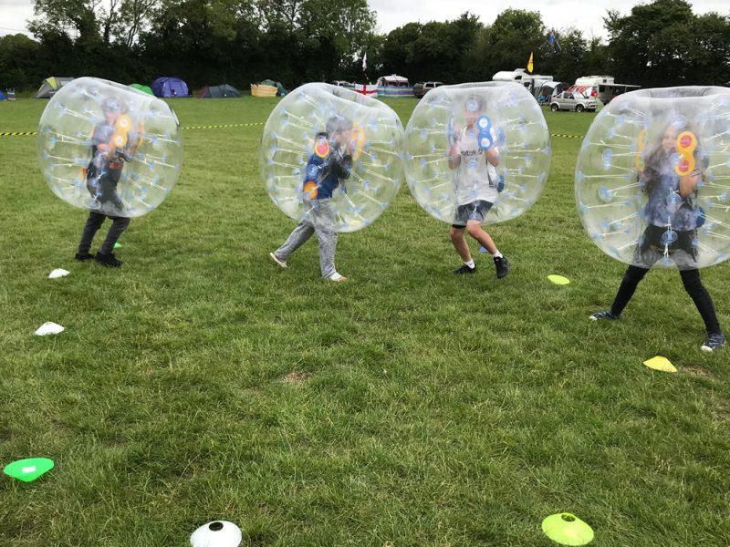 bubble-sports